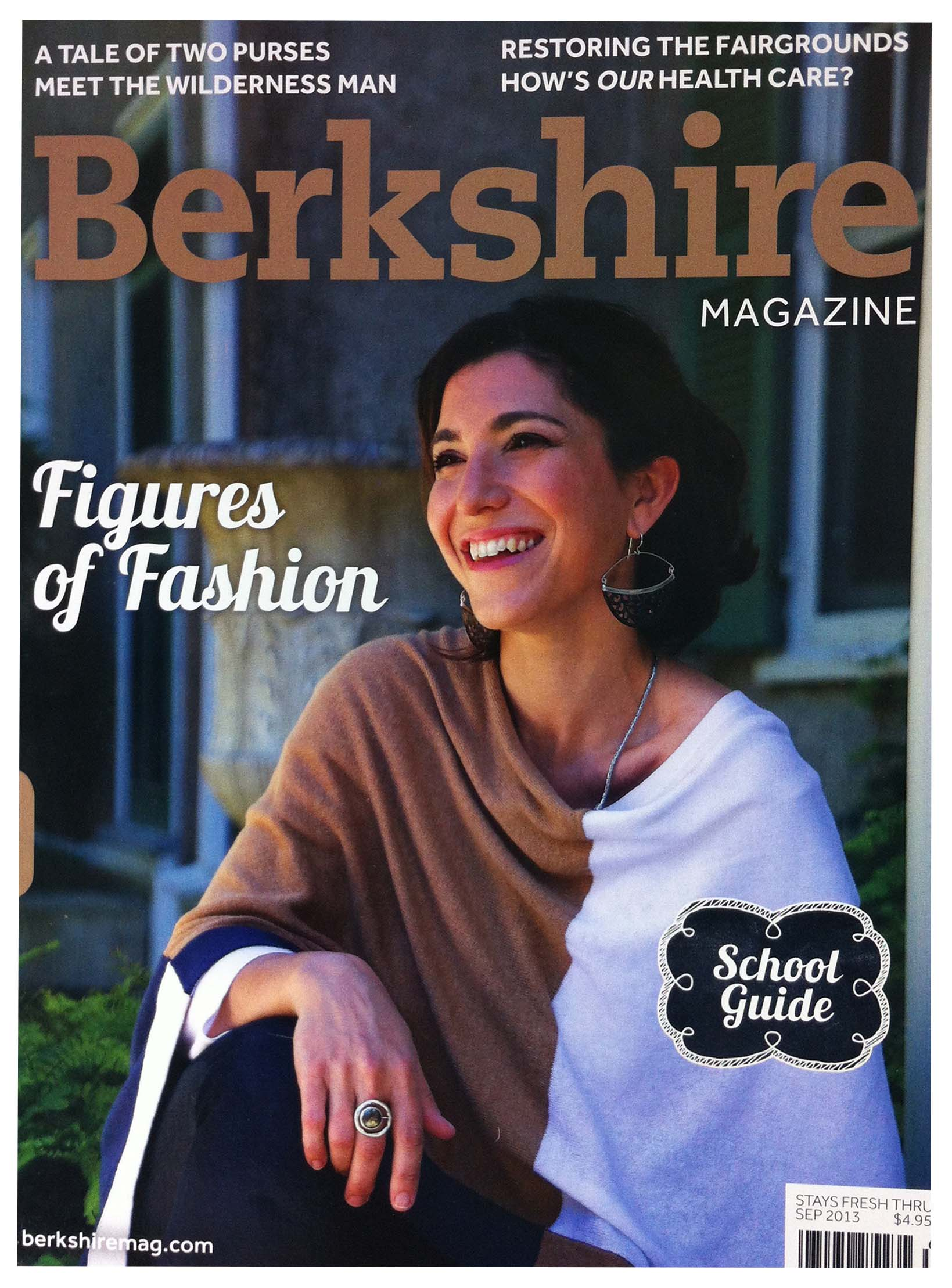 Anni Maliki Featured in Berkshire Magazine!